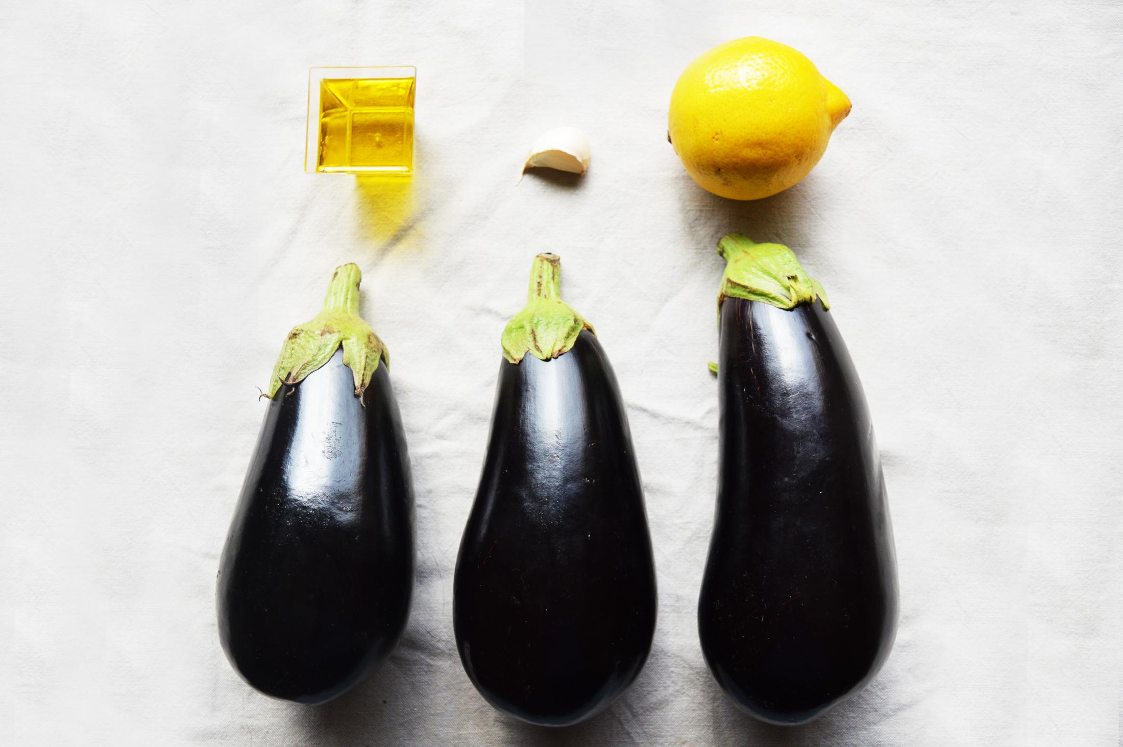 caviar aubergine