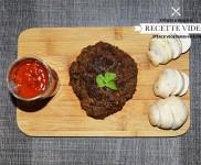 Recette vidéo | Steak végétarien healthy