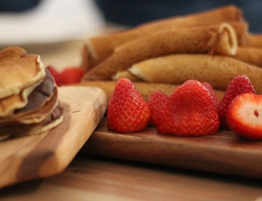 recette de crêpes sans gluten