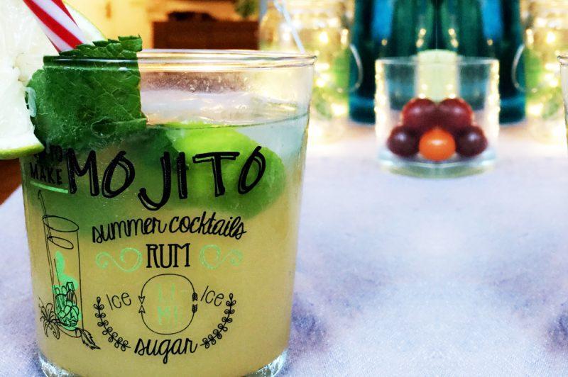 mojito : vous devez essayez cette recette healthy !