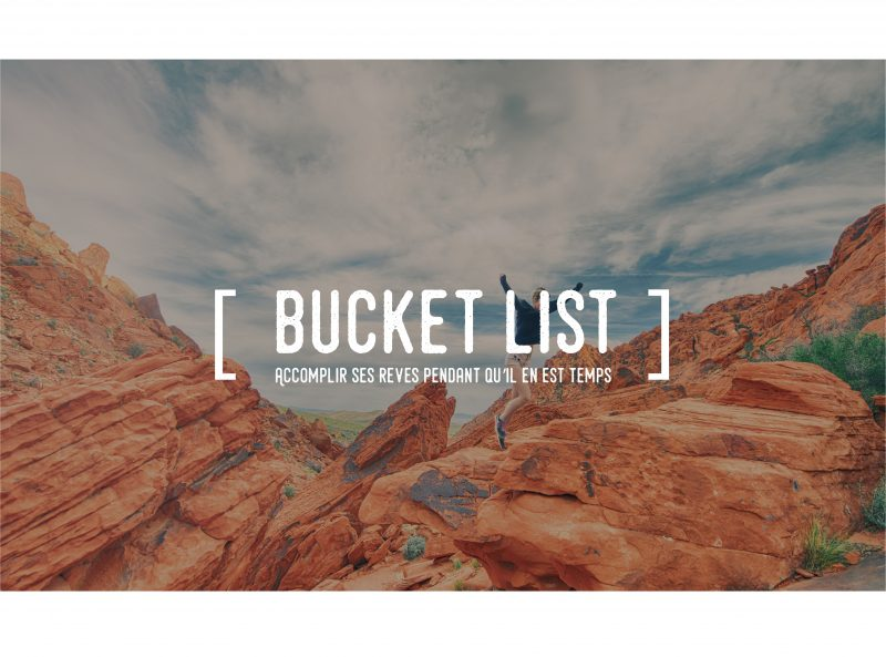 bucket list health easier