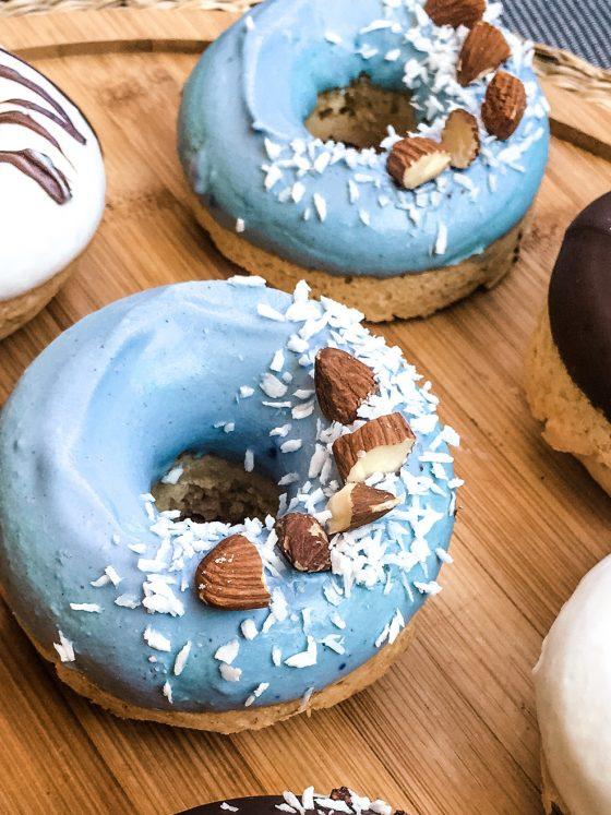 Donuts Healthy prêts en 20 minutes